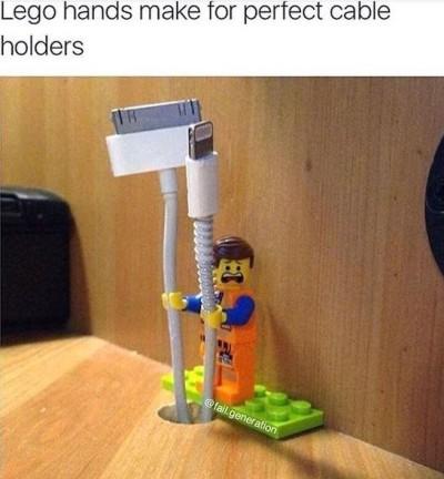Lego-hands